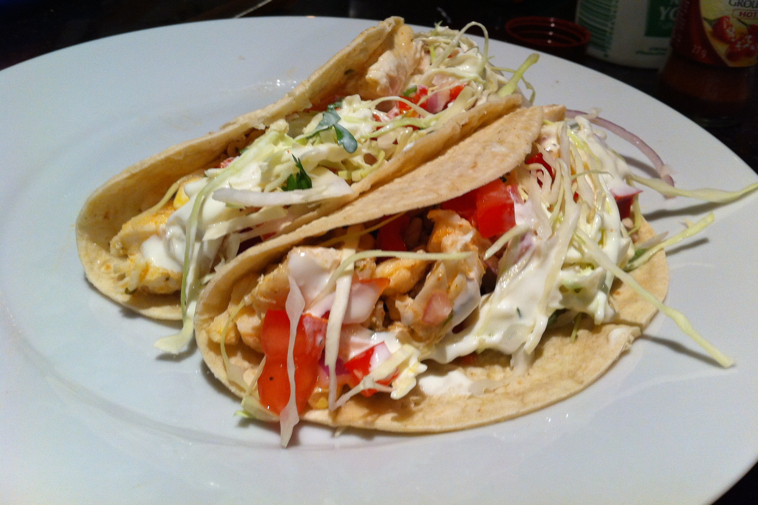What do you order at taco bell ign boards for Taco bell fish tacos